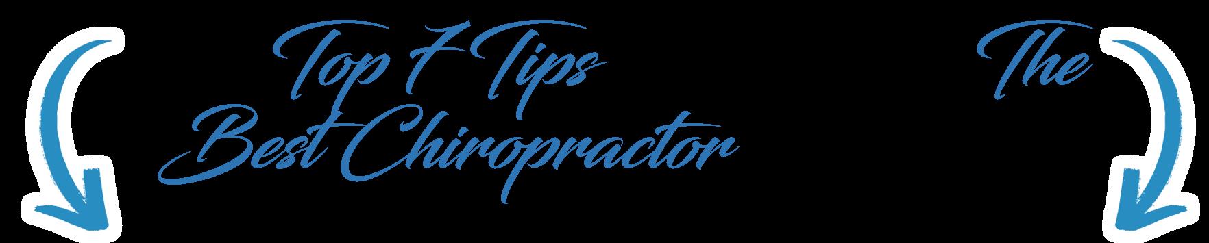 chiropractor in centennial how to find the best chiropractor