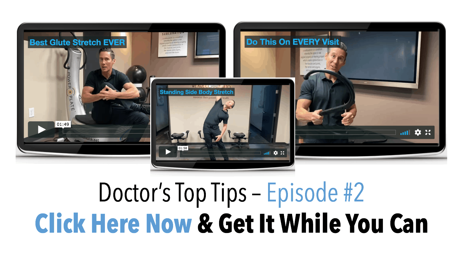 Chiropractor Centennial Top Tips Episode 2