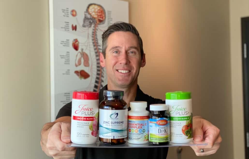 immune system supplements by Chiropractor Centennial
